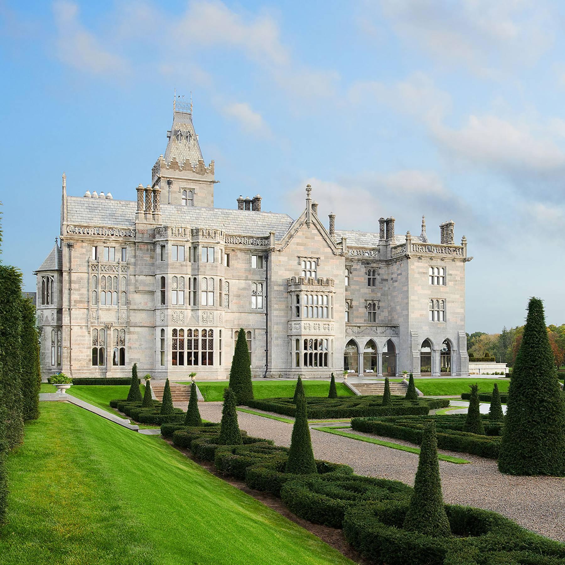 Beyond retro: Historic houses with sensational spas