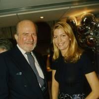 Claus von Bülow and Countess Riccardo Pavoncelli