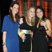 Izzy Kerr-Smiley, Harriet Thompson and Alexandra Marshall