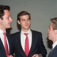 Alex Land, John Brooks and Tom Sketchley