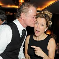 Owen Teale and Janie Dee