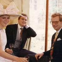 Lady Dalmeny, Lord Dalmeny and the Earl of Derby