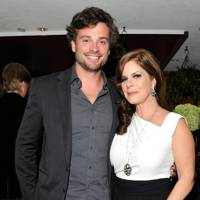 Tom Welling and Marcia Gay Harden