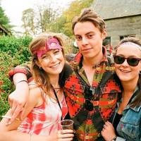 Marina Boulton, Harry Nolan and Anna Matthews