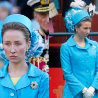 Erin Doherty as Princess Anne