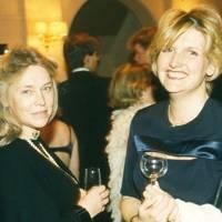 The Countess of Stockton and Lady Mancroft