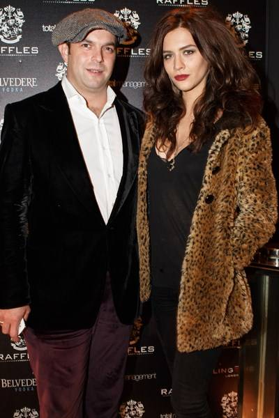 Luke Prendergast and Maria Sokolouski