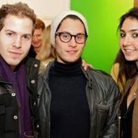 Toby Weinberg, James Ravden and Dana Black