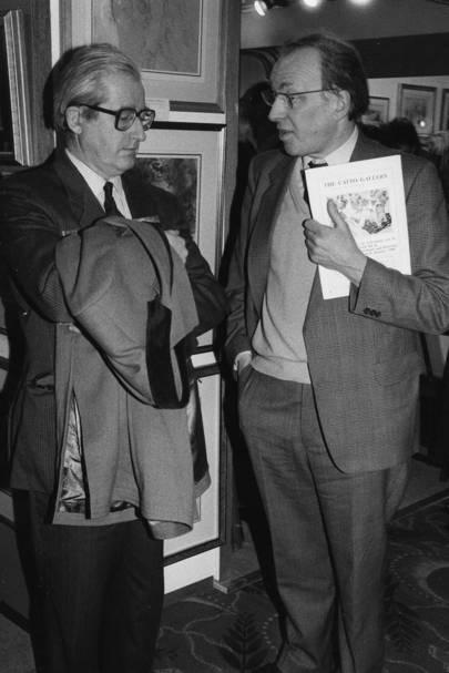 The Hon Arthur Lawson Johnston and Mr Simon Houffe