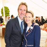 Mike Rutherford and Carla Bamberger