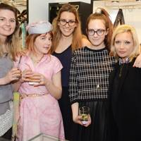 Emma Foreman, Robyn Aubery, Constanza Di Gennaro, Emily Cuthbert and Samantha Emson