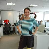 Katharina Hahn as Pippi Longstocking