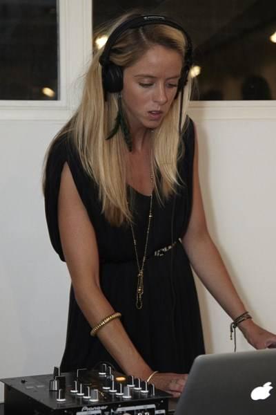 DJ Olivia Bowlby