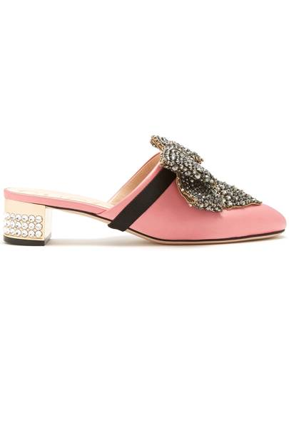 Gucci low-heel mule