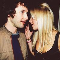 James Blunt and Marissa Montgomery