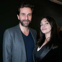 Grégory Fitoussi and Béatrice Dalle
