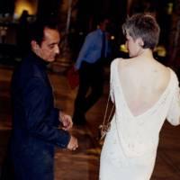 David Sassoon and Countess Caridi