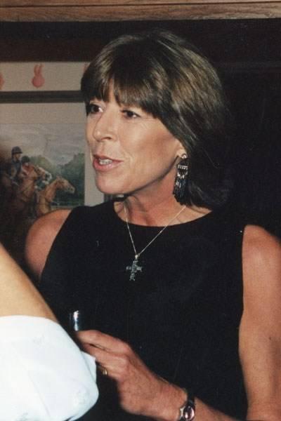 Mrs Charlie Speke