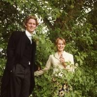 Edward Vincent and Jessica Jourdier