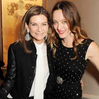 Natalie Massenet and Alice Temperley