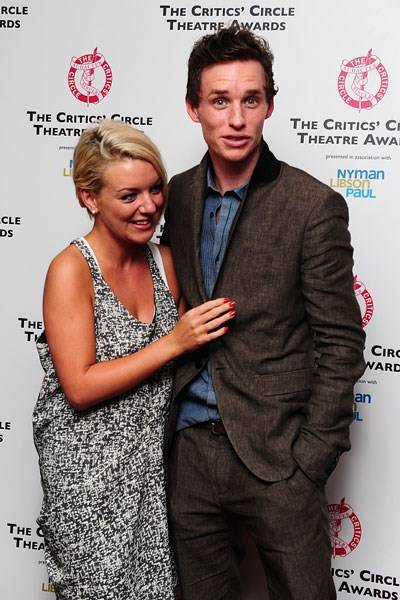 Sheridan Smith and Eddie Redmayne