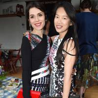 Lara Bohinc and Mimi Xu