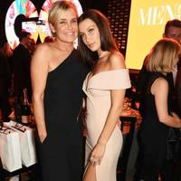 Yolanda Hadid and Bella Hadid