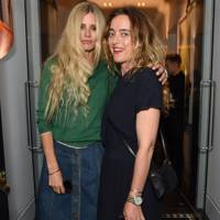 Laura Bailey and Alice Temperley