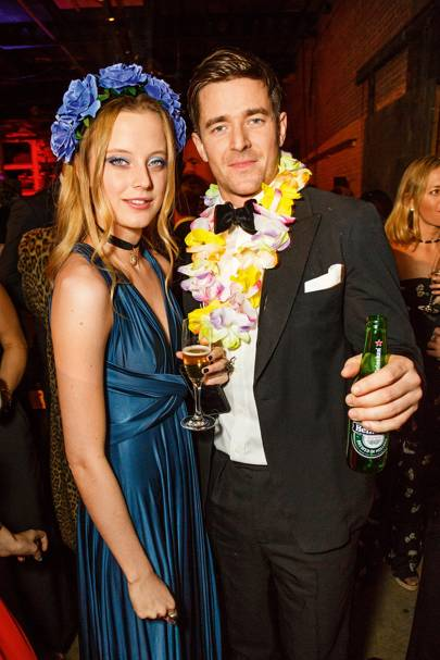 Emily Steel and Rory Buchanan