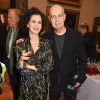 Mollie Dent-Brocklehurst and Neil Tennant