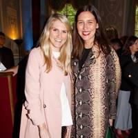 Hayley Bloomingdale and Emilia Wickstead