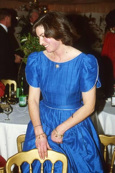 Mrs Ian Farquhar