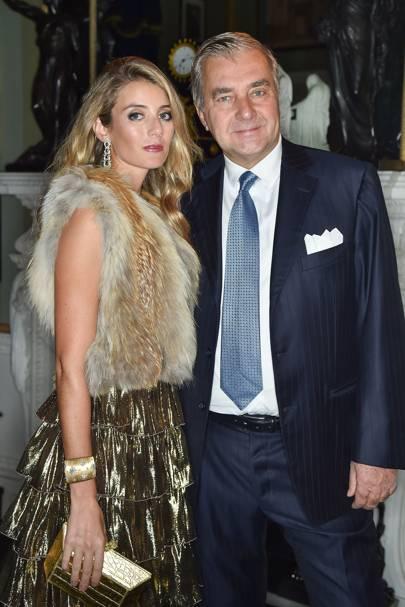 Lucrezia Buccellati and Andrea Buccellatii