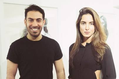 Payman Moghaddam and Sara Seyed