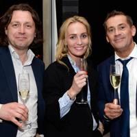 Shaun Rankin, Gemma Hardcastle and Nigel Harrington