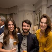Eve Jones, Mark Cocksedge and Sophia Money-Coutts