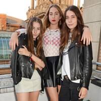 Danielle, Este and Alana Haim