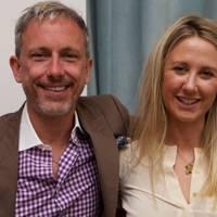Patrick Cox and Alice Brudenell-Bruce