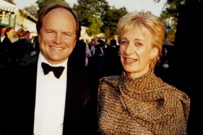 Clive Anderson and Mrs Clive Anderson
