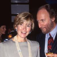 Martha Stewart and Ed Victor