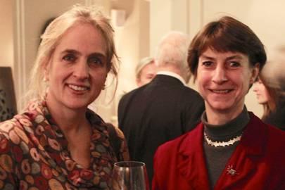 Clare Bostock Wood and Isabella Millard