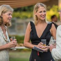 Sarah Fane and Lady Gabriella Windsor