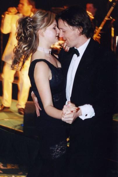 Loulou Kahrmann and Charles Marston