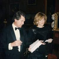 David Stewart and Mrs David Stewart