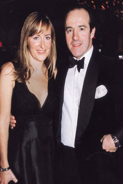 Amy Freer and Dominic Cunningham