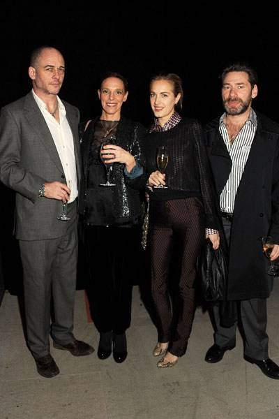 Dinos Chapman, Tiphaine de Lussy, Polly Morgan and Mat Collishaw