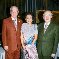 George Passmore, Jung Chang and Gilbert Proesch