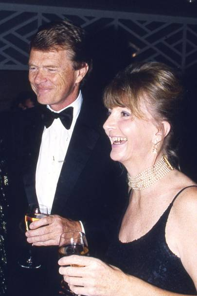 John Kidd and Mrs John Kidd