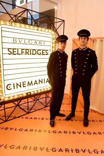 Bulgari launches Cinemagia at Selfridges