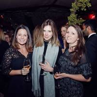 Emily Glazebrook, Lara Prendergast and Camilla Swift